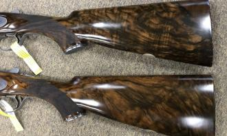 Rizzini, B. 20 gauge Round Body Regal Extra ((Pair)) - Image 4