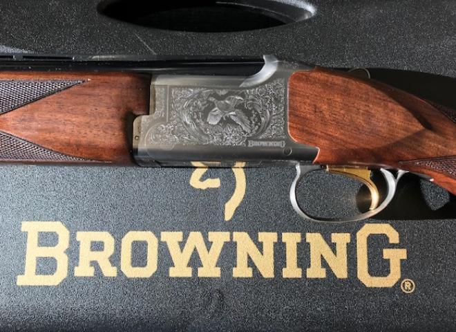 "Browning 12 gauge B525 Wildfowl (3 1/2"" Magnum)"