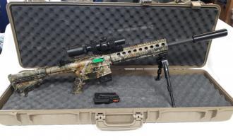 Smith & Wesson .22 LR M&P 15-22 - Image 1