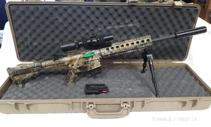 Smith & Wesson .22 LR M&P 15-22