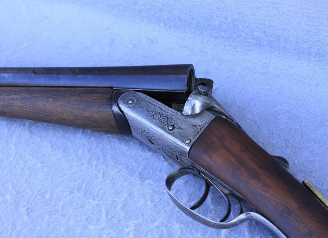Williams, Fred 12 gauge