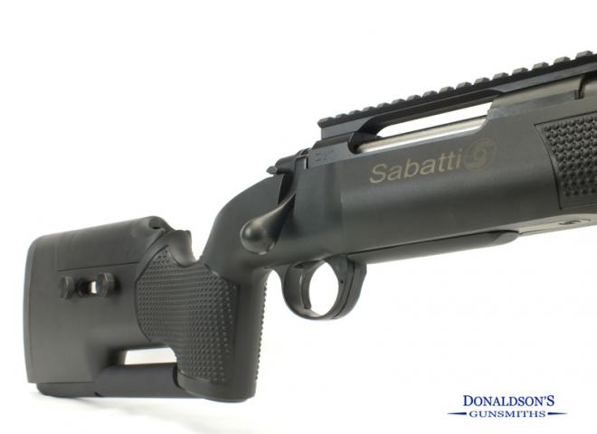 Sabatti .300 Win Mag MMR Target Tactical