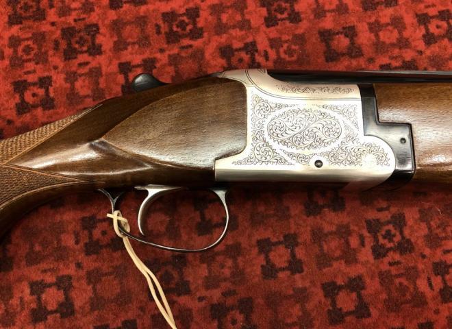 Winchester 12 gauge Model 91