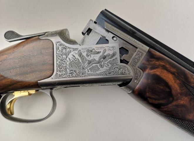 Browning 12 gauge B525 Prestige