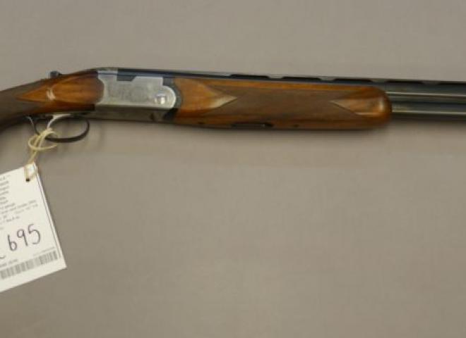 Beretta 12 gauge S58s (TRAP)