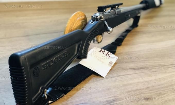 Ruger .222 M77 MKII