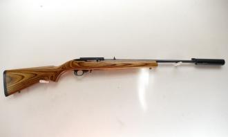 Ruger .22 LR 10/22 Standard Beech - Image 1
