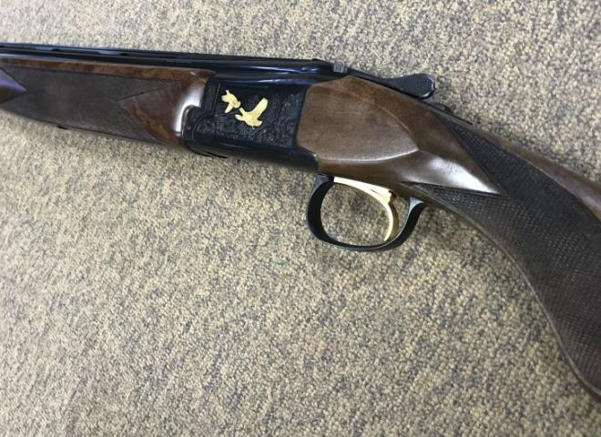 Browning 20 gauge B725 Hunter UK Black Gold (Game)