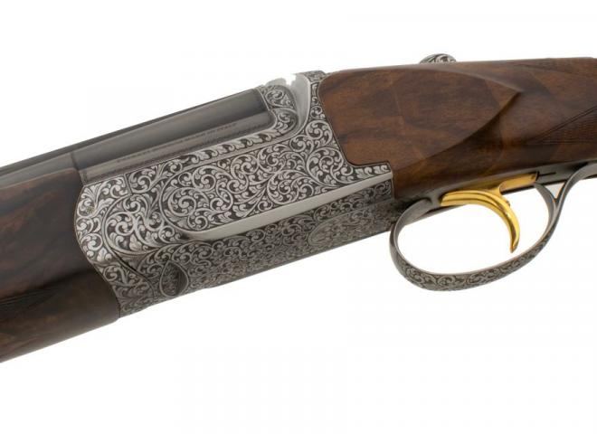 Perazzi 12 gauge MX12 Game SC3 (Game Type 100 Engraving)