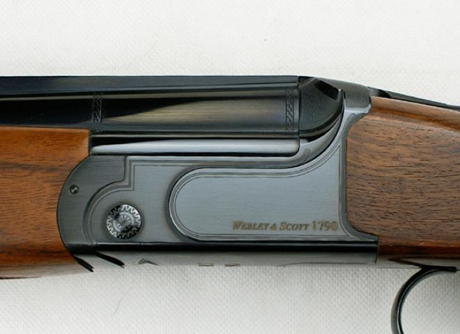 Webley & Scott 12 gauge 1790