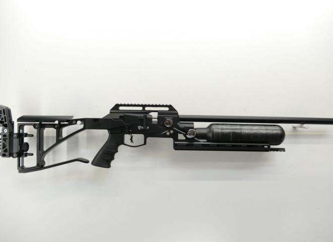 FX .177 dreamline tactical carbon bottle