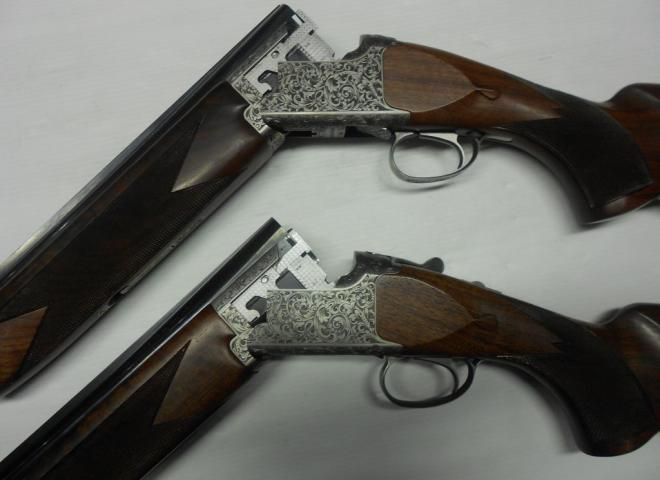Miroku 12 gauge English Field