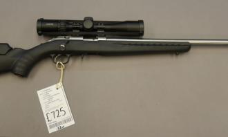 Ruger .22 LR American Stainless (Standard) - Image 1