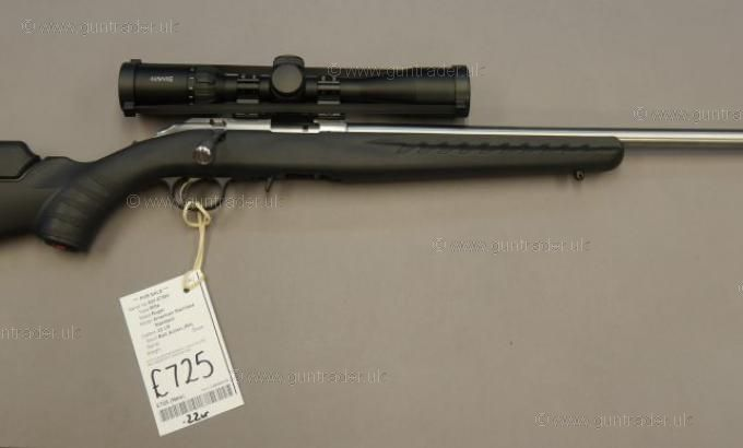Ruger .22 LR American Stainless (Standard)