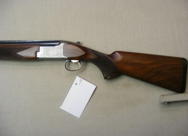 Browning 12 gauge B525 New Sporter One