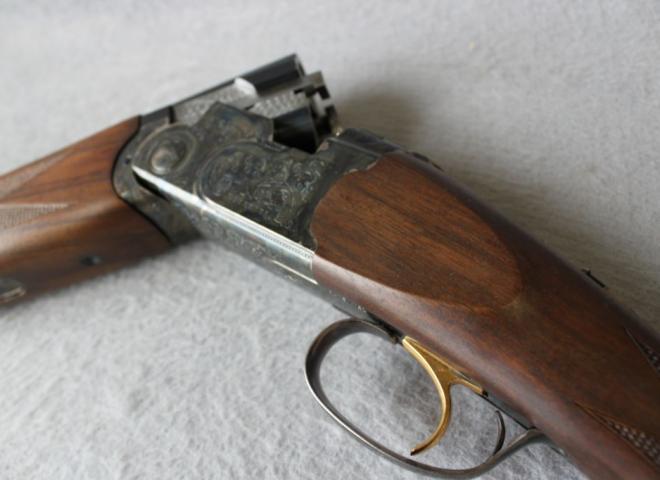 Beretta 12 gauge 687 Silver Pigeon C (Steel Proofed)