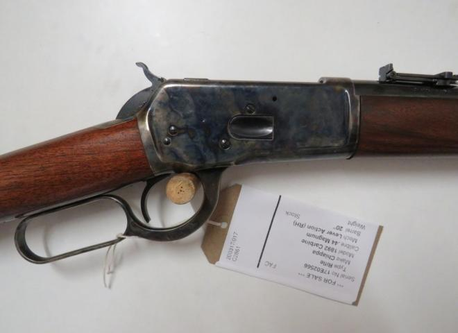 Chiappa .44 Magnum 1892 Carbine