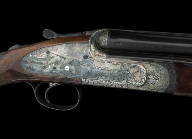 Purdey, James 12 gauge Sidelock