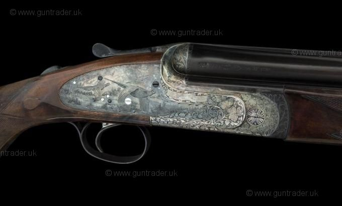 Purdey, James 12 gauge Sidelock