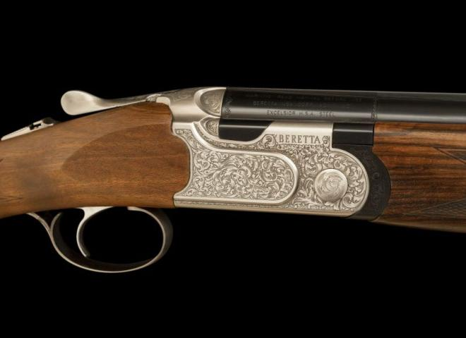 Beretta 20 gauge 695 (Box Lock)