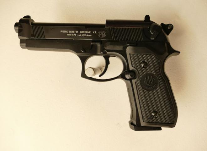 Umarex .177 Beretta M 92 FS