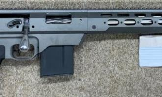 Remington 6.5 mm Grendel 700 Action (Stainless) - Image 1