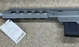 Remington 6.5 mm Grendel 700 Action (Stainless) - Image 4