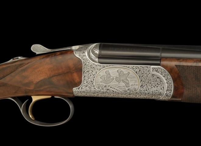 Rizzini 28 gauge Round Body EL (Side Plate)