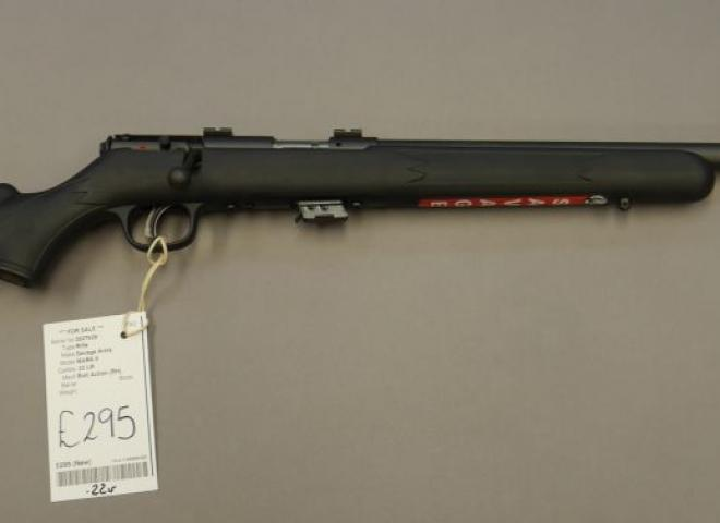 Savage Arms .22 LR MARK II