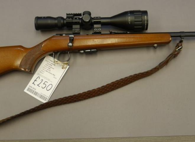 Anschutz .22 LR 1450