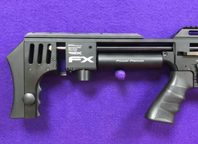 FX .25 Impact Mk II