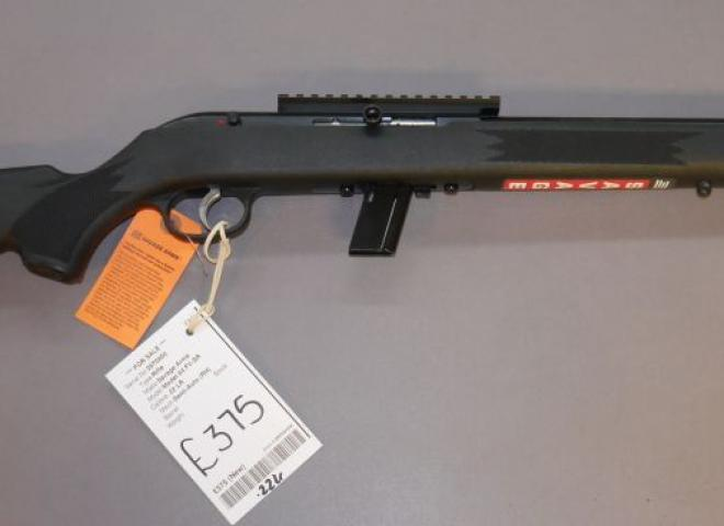 Savage Arms .22 LR Model 64 FV-SR