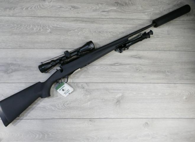 Remington 6.5mm Creedmoor 783 VARMINT PACKAGE