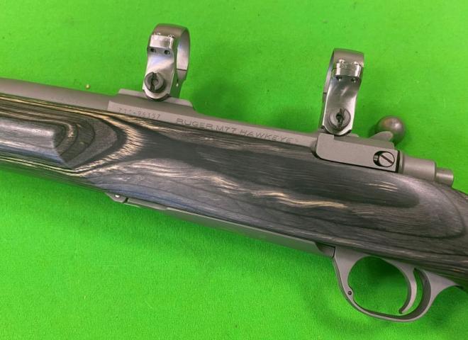 Ruger .223 M77 Hawkeye Sporter