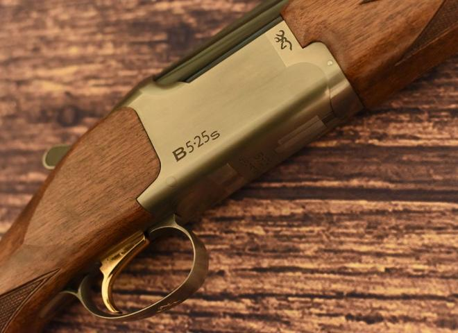 Browning 12 gauge B525 Sporter One (ADJUSTABLE STOCK)