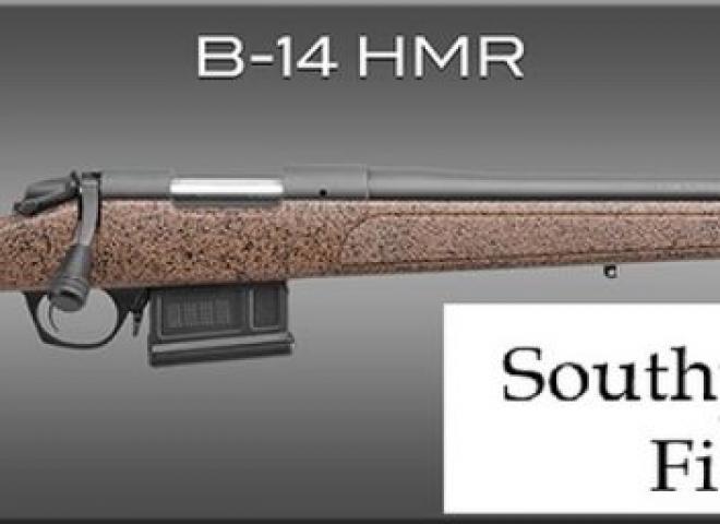 "Bergara 6.5mm Creedmoor B14 HMR (BRONZE 24"")"