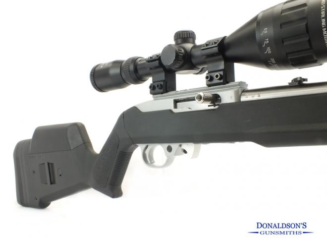 Ruger .22 LR 10/22 Magpul Stainless