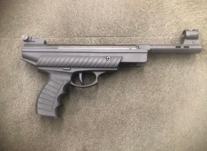 Hatsan Arms .177 Model 25