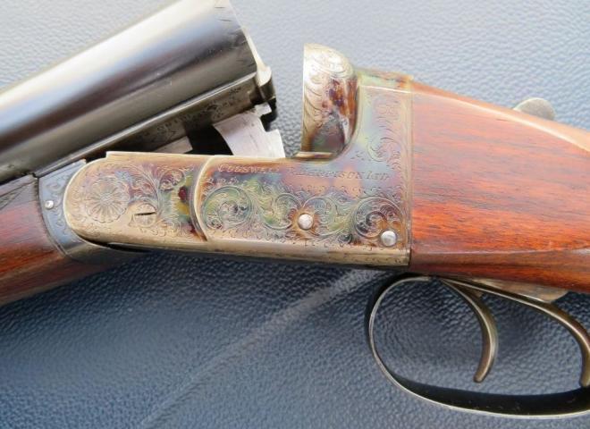 Cogswell & Harrison 12 gauge REX