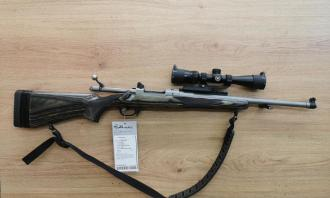 Ruger .308 Gunsite Scout - Image 1