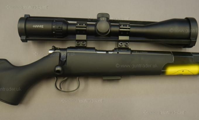 CZ .22 LR 455 American