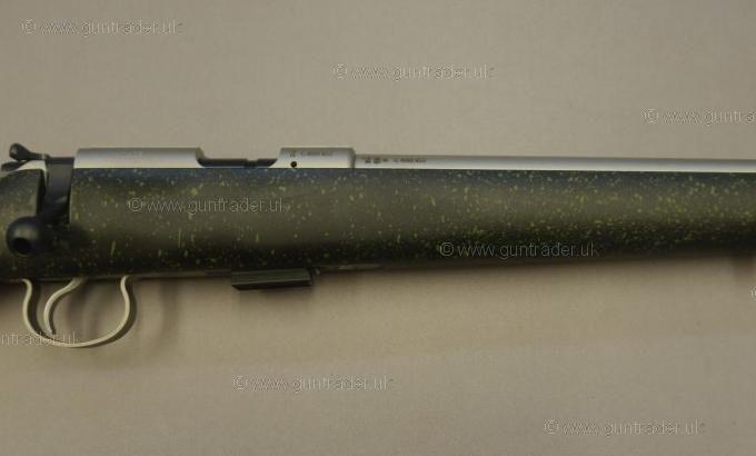 CZ .22 LR 455 American (BLACK/GREEN)
