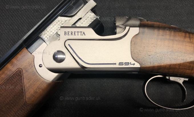 Beretta 12 gauge 694 Sporter