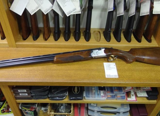 Beretta 12 gauge 686 S