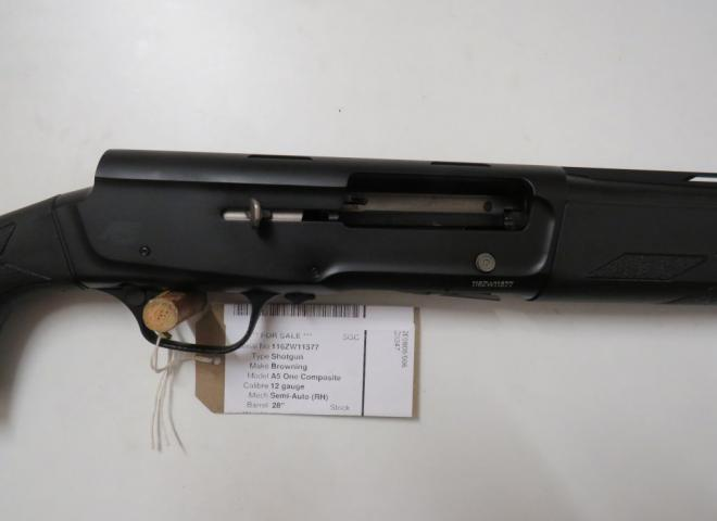 Browning 12 gauge A5 One Composite