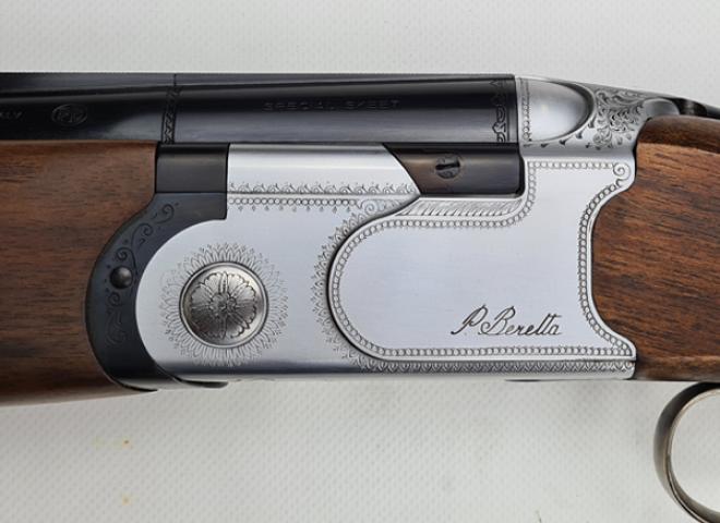 """Beretta 12 gauge S680 (29"""" Barrel 2nd set)"""