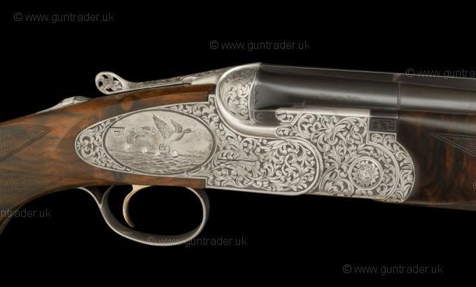 Beretta 12 gauge SO6 EELL