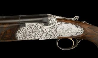 Beretta 12 gauge SO6 EELL - Image 2