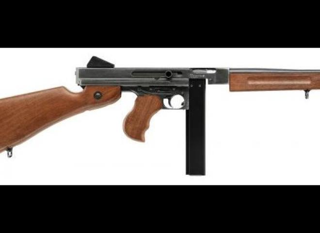 Umarex .177 (BB) Thompson M1A1
