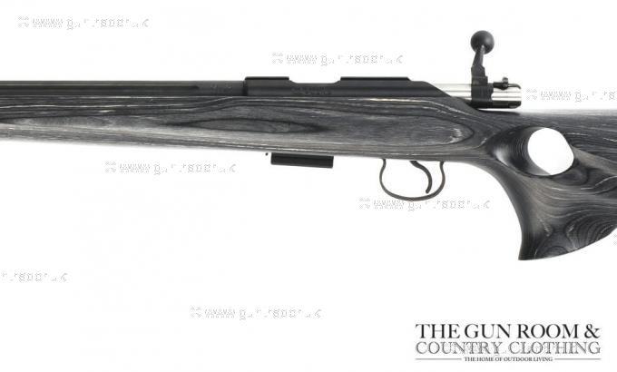 CZ .17 HMR 455 Thumbhole